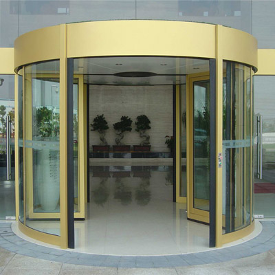 ERA2 series 2 wing Automatic Revolving Door