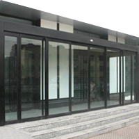 ES4 series Telescopic Door
