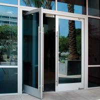 Commercial Balanced Door