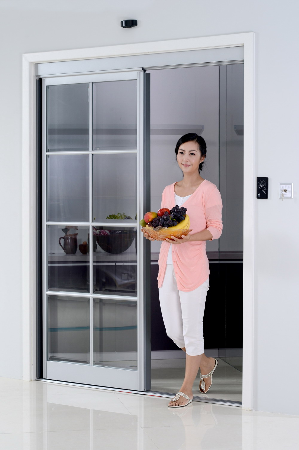 Residential Sliding Door Interior Door Automatic Door